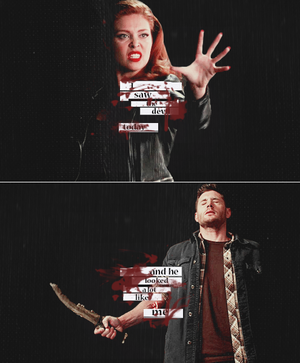 Abaddon and Dean