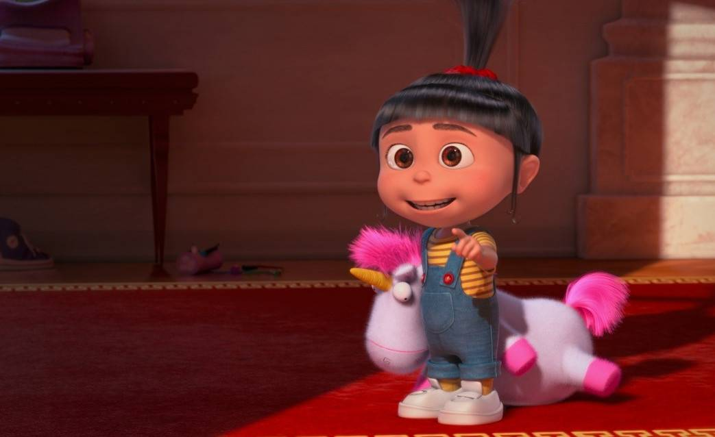 agnes despicable me images agnes hd wallpaper and background photos