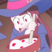 Akko - little-witch-academia icon