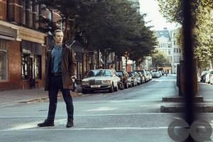 Alfie Allen - GQ UK Photoshoot - July 2017