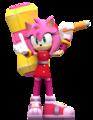 Amy Rose The Hedgehog Animiert 2 - sonic-the-hedgehog photo