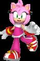 Amy Rose The Hedgehog Animiert 3 - sonic-the-hedgehog photo