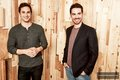 Andrew J. West and Colin O'Donoghue | 2017 Summer TCA Portrait - colin-odonoghue photo