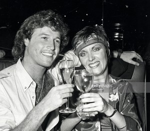 Andy Gibb And Maureen McGovern