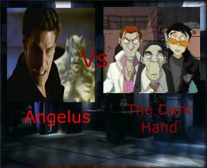 Angelus Vs The Dark Hand