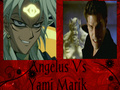 Angelus Vs Yami Marik - buffy-the-vampire-slayer fan art
