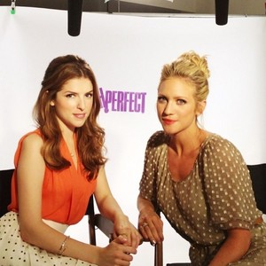 Anna and Brittany