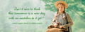 Anne Shirley Quote - anne-of-green-gables fan art