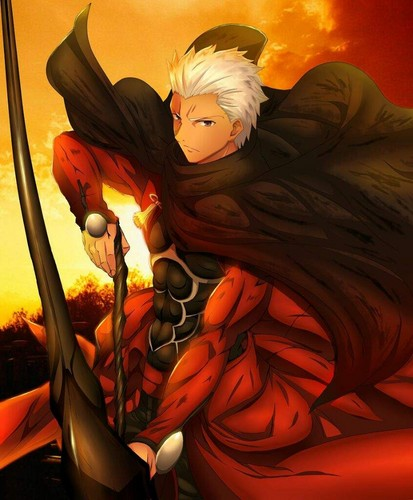 Fate Series پیپر وال called Archer (stay night)