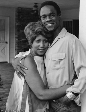 Aretha And سیکنڈ Husband, Glynn Turman