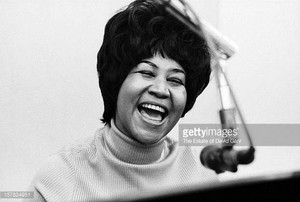 Aretha In The Recording Studio