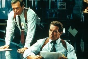 Arnold Schwarzenegger Tom Arnold True Lies
