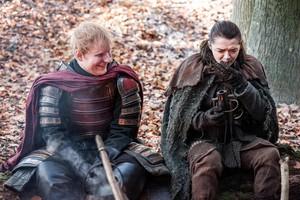 Arya Stark 7x01 - Dragonstone