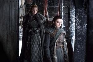 Arya and Sansa