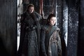 Arya and Sansa - sansa-stark photo
