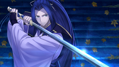 Fate Series 바탕화면 entitled Assassin (stay night)