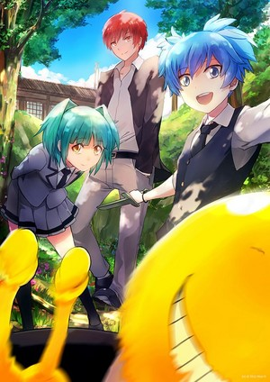 Assassination Classroom.