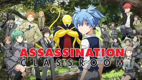 Assassination Classroom karatasi la kupamba ukuta entitled Assassination Classroom