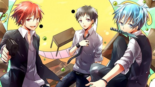 Assassination Classroom wallpaper titled Assassination Classroom