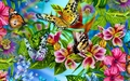 Awesome Butterflies - butterflies photo