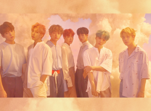 BTS concept picha for 'Love Yourself'