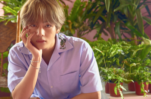BTS concept фото for 'Love Yourself'