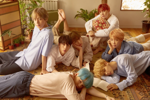 Bangtan Boys concept photos for 'Love Yourself'