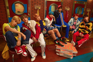 BTS new concept foto-foto for 'Love Yourself'