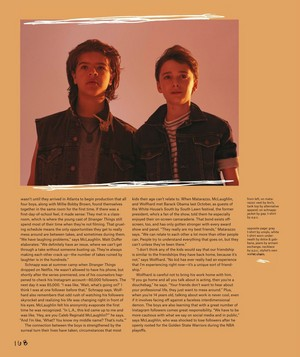 Nylon Guys article ~ 2017