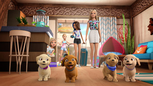 Barbie dauphin Magic Official Still