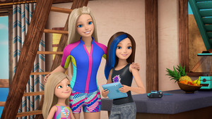 barbie golfinho Magic Official Still