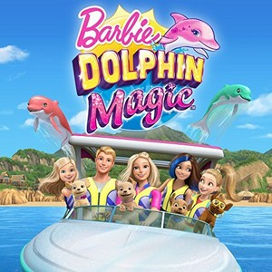 barbie ikan lumba-lumba, lumba-lumba Magic Soundtrack Cover