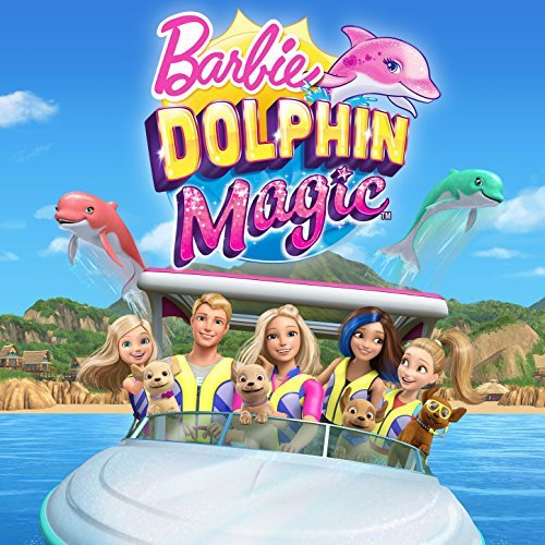 filmes de barbie wallpaper entitled barbie golfinho Magic Soundtrack Cover