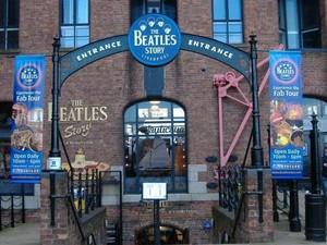 Beatles Story...At Albert Docks Liverpool