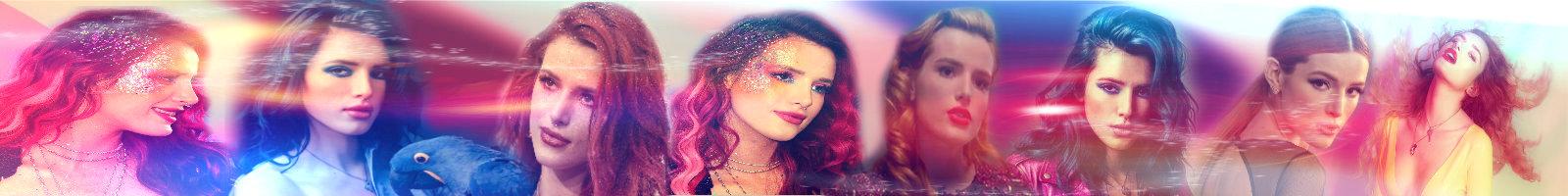 Bella Thorne Banner