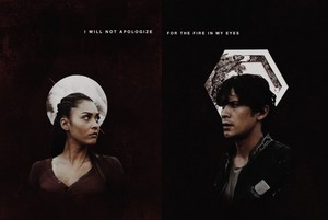 Bellamy and Raven