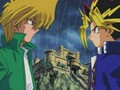 Best of Friends, Best of Duelists - yami-yugi photo