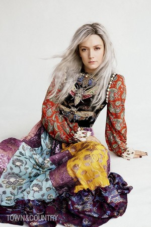 Billie Lourd ~ Town and Country Magazine
