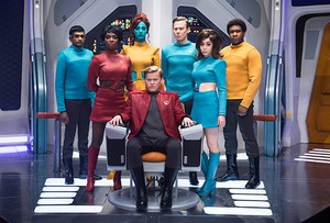 "Black Mirror ""USS Callister"" Season 4 First Look"