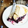 Dessert photo called Blueberry Pie
