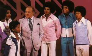 Bob Hope And The Jacksons
