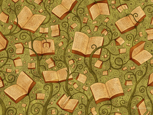 Book,Wallpaper