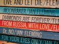 Books Written By Ian Fleming  - james-bond photo