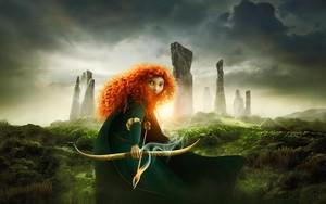 메리다와 마법의 숲