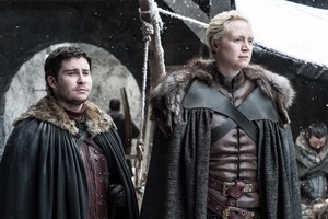 Brienne and Podrick 7x04 - The Spoils of War