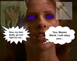 Buffy Hypnotized por Marik