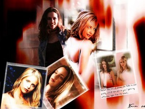 Buffy and Faith: Weakness