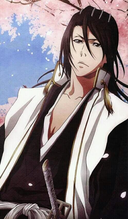 Riku114 fondo de pantalla entitled Byakuya Kuchiki | Bleach