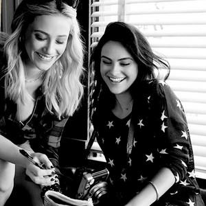 Camila and Lilli