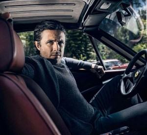 Casey Affleck - GQ Germany Photoshoot - 2017